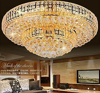 Crystal Light Moderne Minimalistische LED Decken Luxus Wohnzimmer Dekoration  LED Beleuchtung Lampen Schlafzimmer Gr