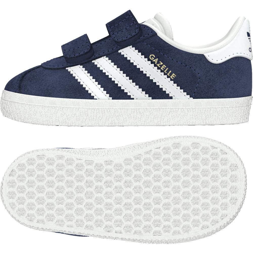 adidas Gazelle schoenen zwart