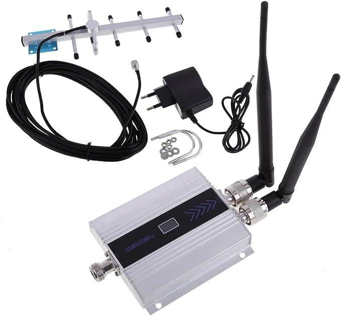 Repetidor de señal GSM Vktech Smartphone con 900 mhz Radio ...