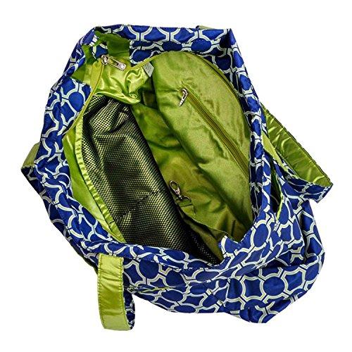 Ju-Ju-Be Super Be - Bolsa de maternidad, color Lilac Lace Royal Envy