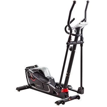 Techfit E470 Cross Trainer Cyclette Ellittica Per La Casa La Perdita Di Peso Macchina Per Cardio Ed Esercizi Di Fitness Dispositivo Di Resistenza