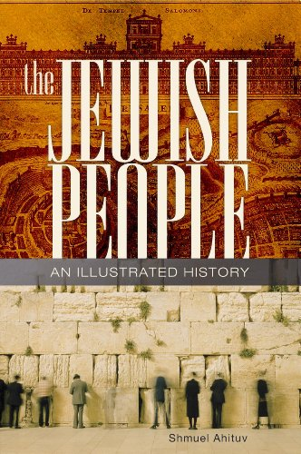 Jewish People: An Illustrated History (A Historical Atlas Of The Jewish People)