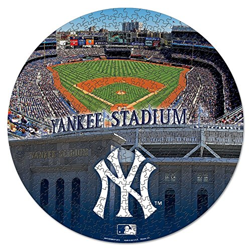 MLB New York Yankees Puzzle in Box (500 Piece)