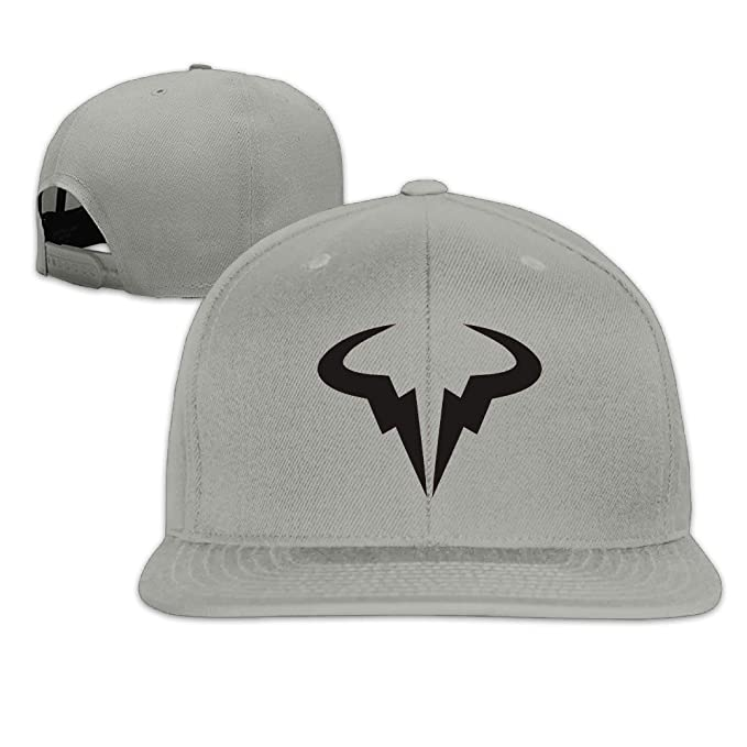 Cool Hat With Rafael Nadal Logo Man at Amazon Men s Clothing store  ee7b0eefe3cc