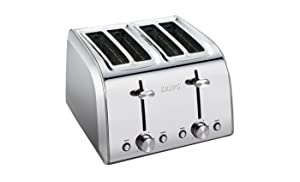 Krups KH251D51 Toaster 1 Stainless Steel