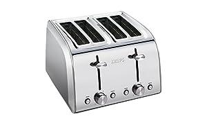 Krups KH251D51 Toaster 1 Stainless Steel