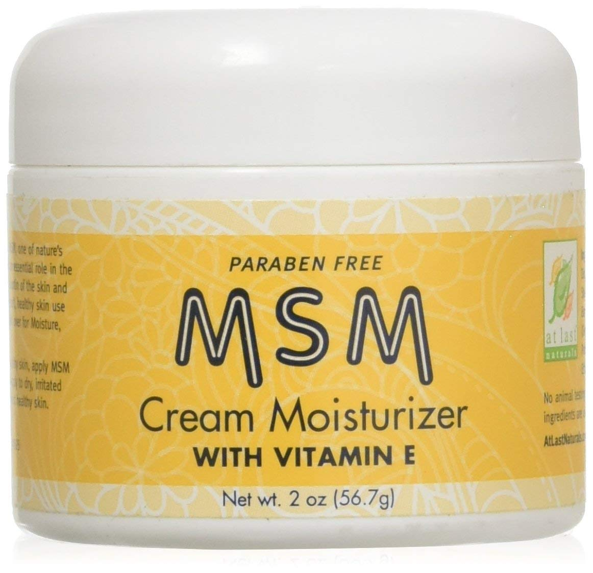 MSM Skin Enhance Cream 2 Ounces