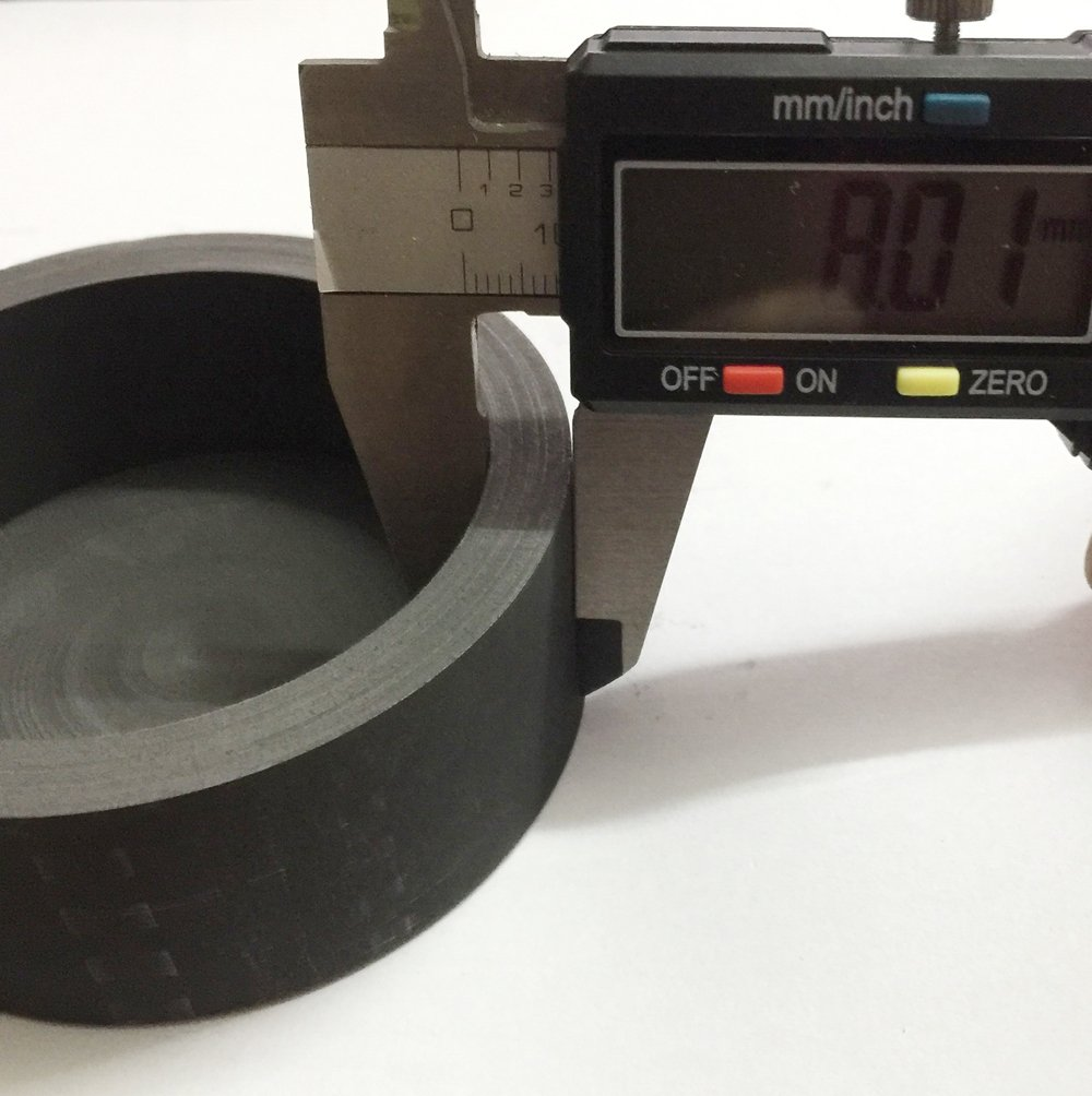 80MMx30MM OTOOLWORLD 99.9/% Purity Graphite Evaporating Dish Graphite Evaporation Crucible Cup Graphite Distillation Bowl