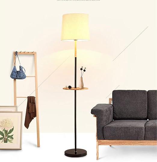 LXHLDD Lámpara de pie Lámpara de pie Nordic lámpara de Mesa ...