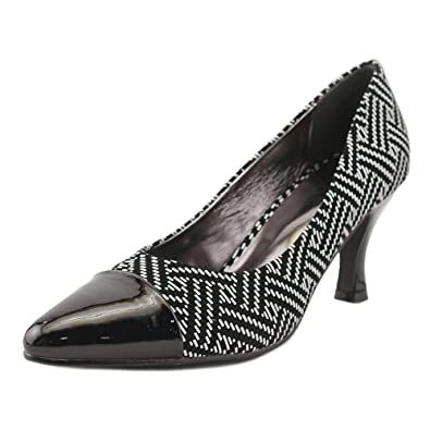 Bellini Womens Zia Cap Toe Classic Pumps