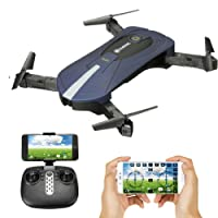 Quadicóptero com camera, EACHINE E52 FPV Selfie Pocket Drone WiFi APP Control Altitude Hold RC