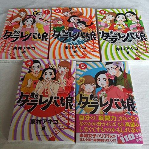 東京タラレバ娘コミック1-5巻セット(KCKISS)