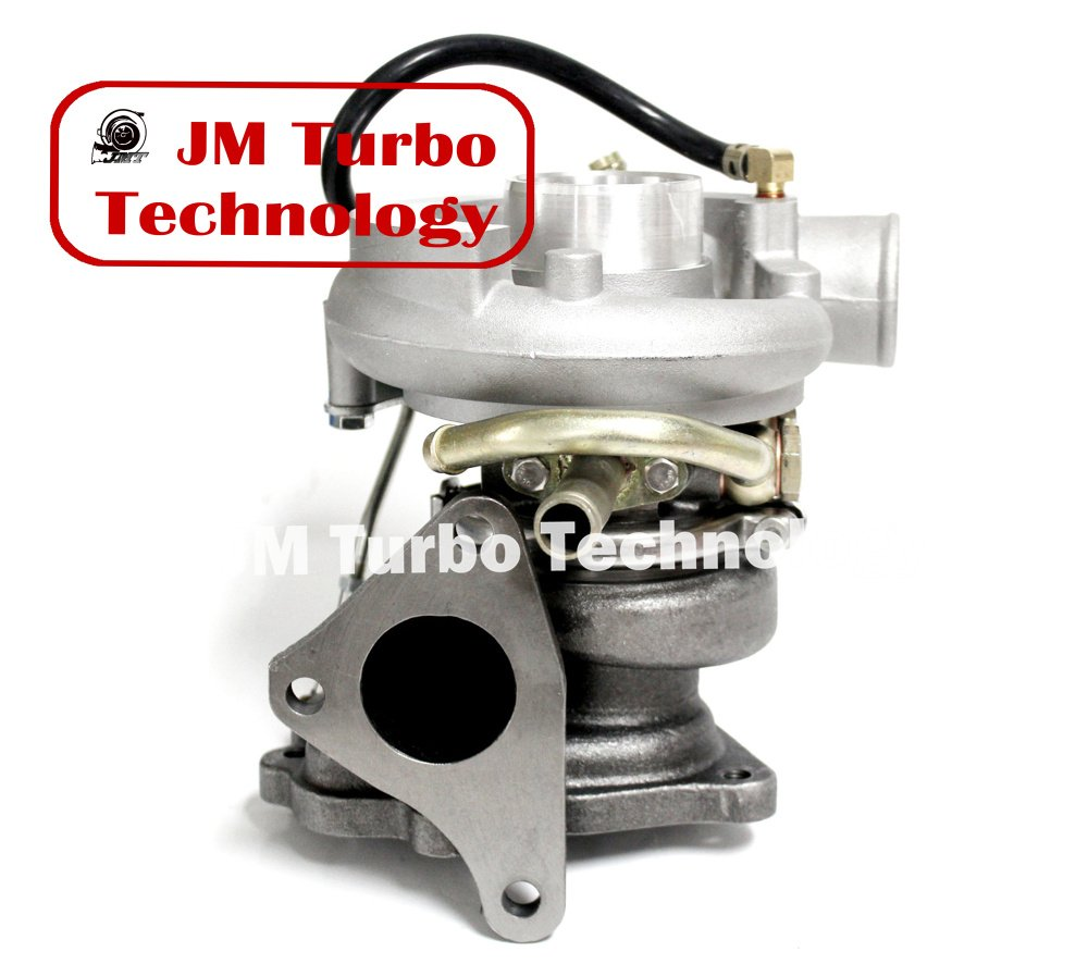 JM Turbo Compatible For Subaru WRX STI Turbocharger Td06 20g Bolt on New