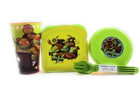 Teenage Mutant Ninja Turtles para colorear libro 7pc verano ...