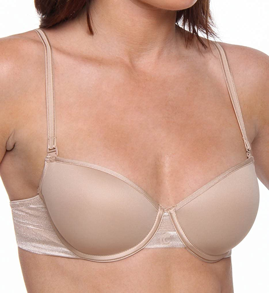 Chantelle Pure - T-Shirt-BH Memory Form Nude (WU) 70C 3340441193877