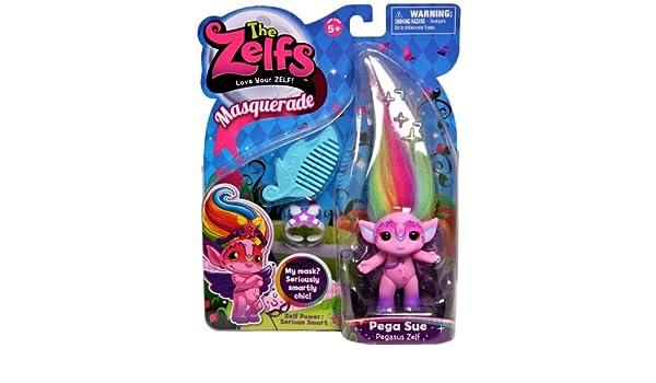 Pega Sue Series 2 Medium Pegasus Zelf