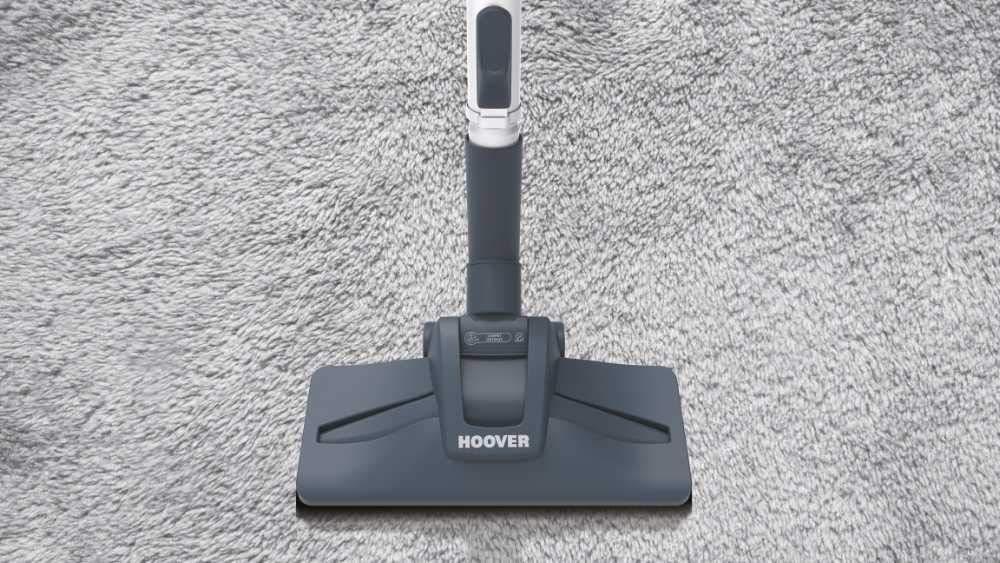2 Litri Hoover RC50PAR Aspirapolvere Senza Sacco 4A+ 550 W Blu 75 Decibel