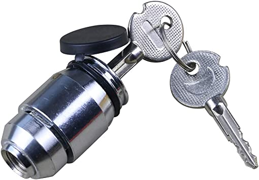 Master Lock Spare Tire Lug Nut Lock For Securing Spare Tires