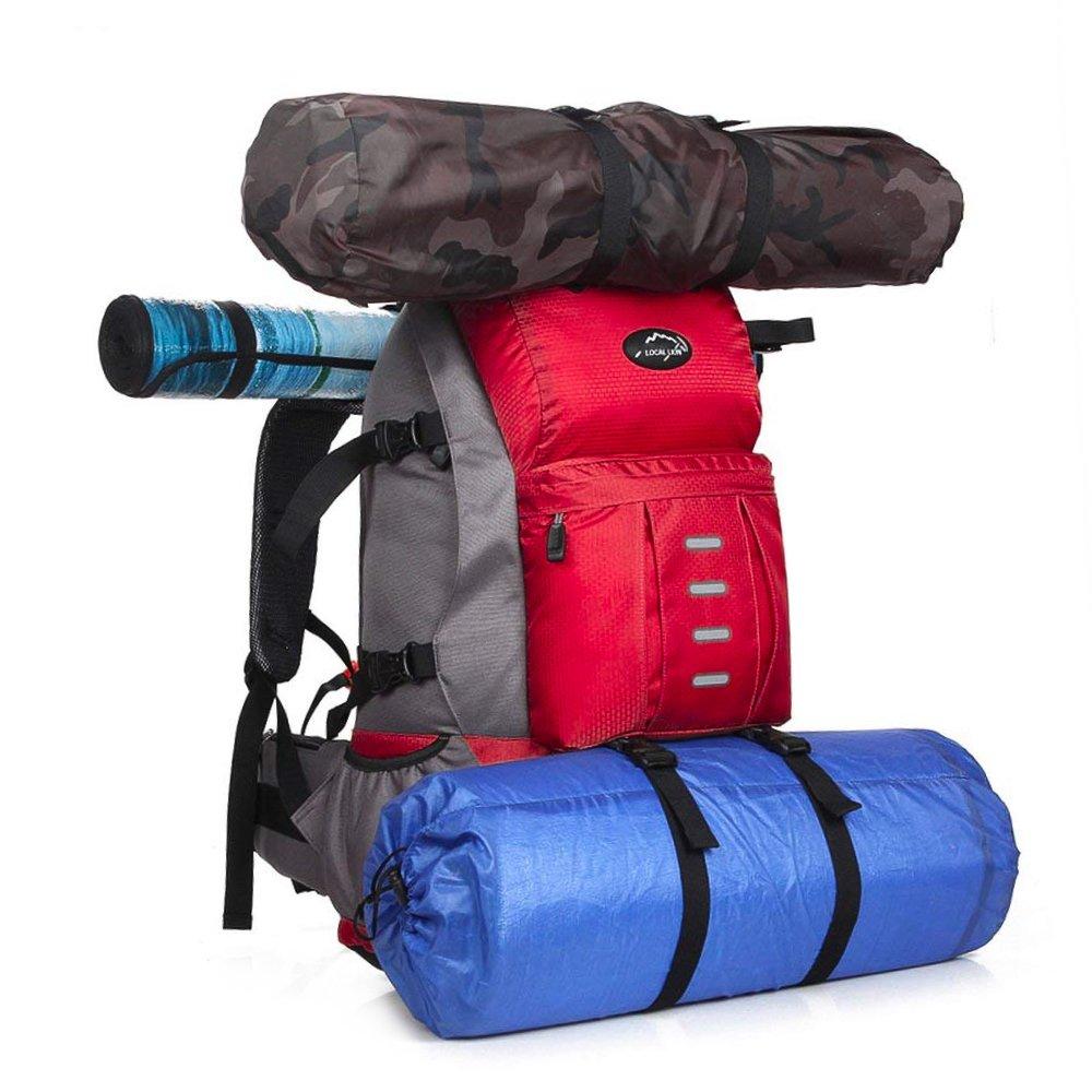 Local lion Sac Trekking Sacs /à Dos Montagne 50l Sac /à Dos Randonn/ée Sac /à Dos Voyage Alpinisme pour Homme et Femme