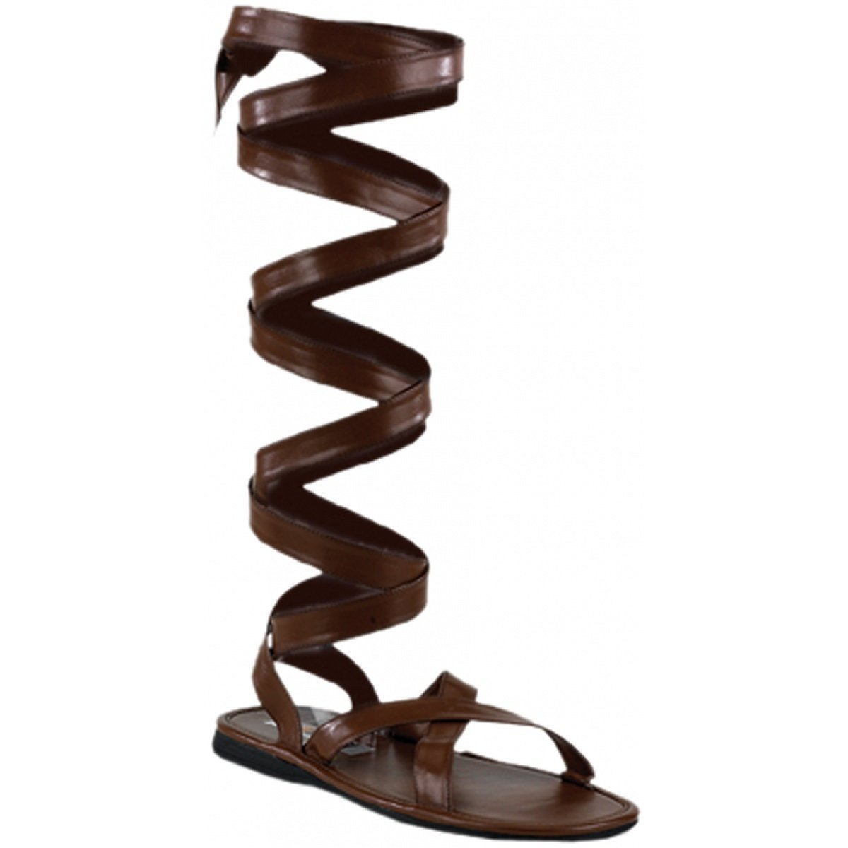 Funtasma ROMAN-12 mens Brown Polyurethane Sandals Size - S