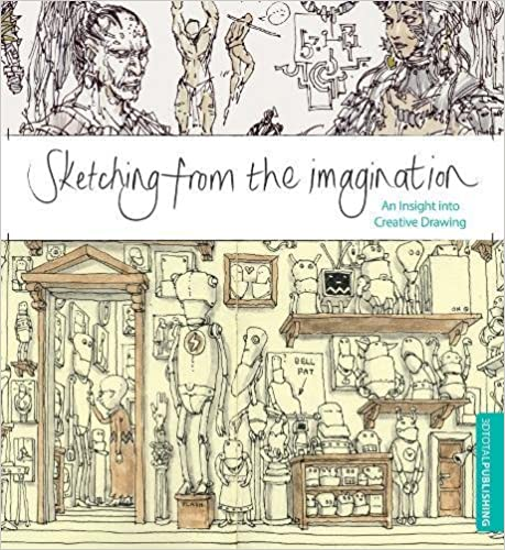 Sketching From The Imagination: An Insight Into Creative Drawing por 3dtotal Publishing epub