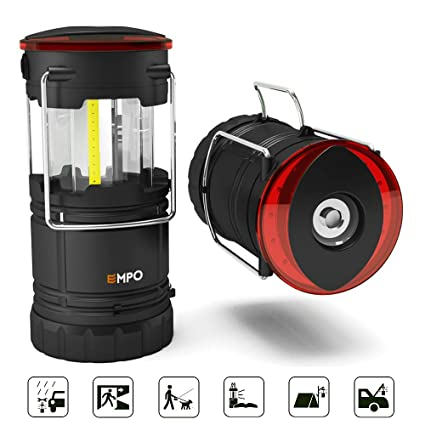 Acampada portátil luz Linterna LED BrillanteMagnética Intermitente Exteriores BWxrdoCe