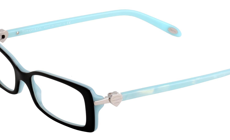 Amazon.com: Tiffany Eyeglasses TIF 2035 Eyeglasses 8198 Blue 52mm ...