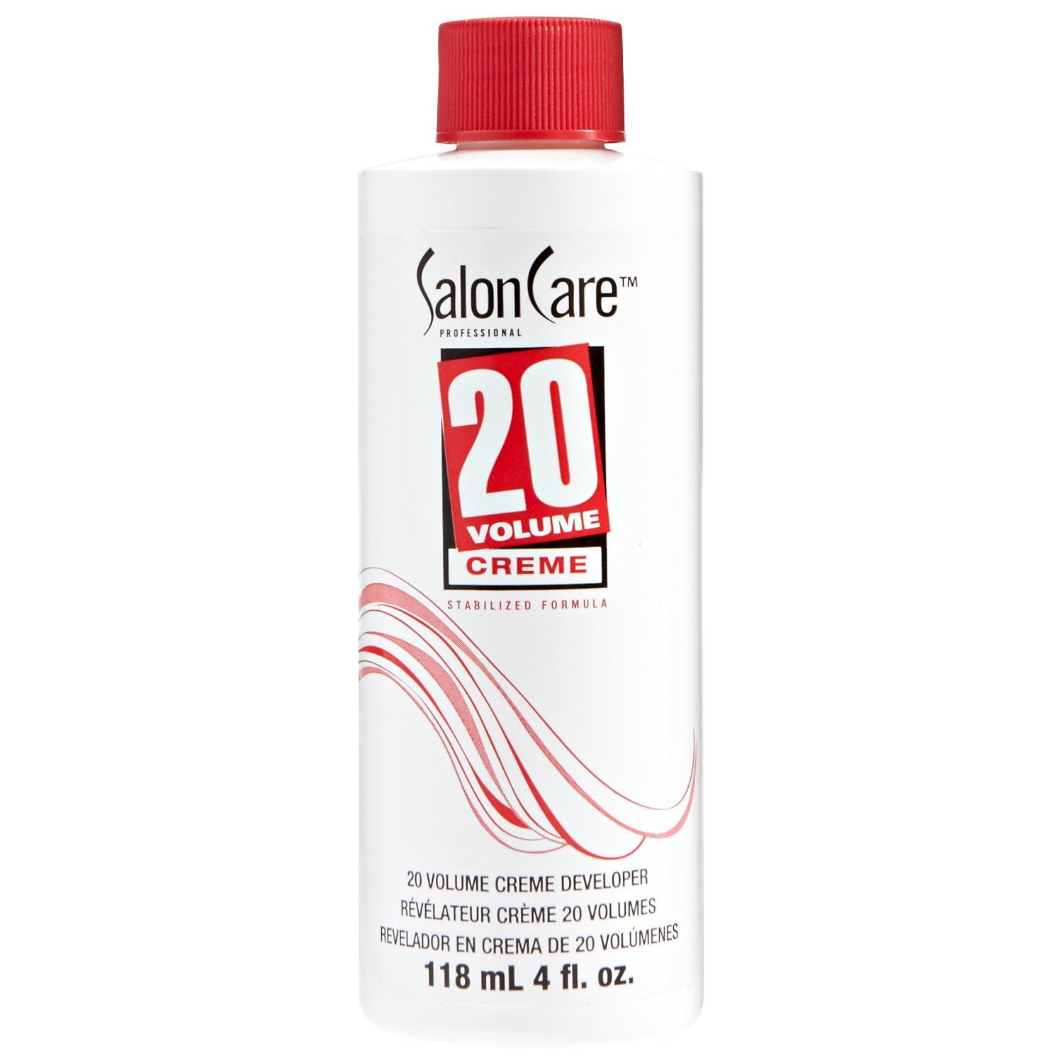 20 Volume Creme Developer 4 oz by Salon Care