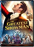 The Greatest Showman Movie Plus Sing-Along DVD