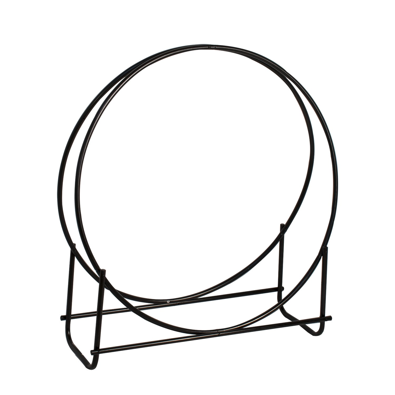 Panacea 15208 20-Inch Tubular Steel Log Hoop by Panacea
