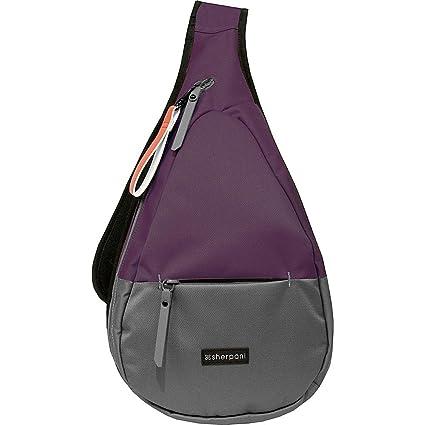 Sherpani Women s 18-espri-04-11-0 Sling Backpack, Dahlia Flint, One ... 20fabfd588