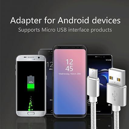 Micro Usb Ladekabel Für Xiaomi Redmi 5 Plus 5 Note 5 4x Elektronik