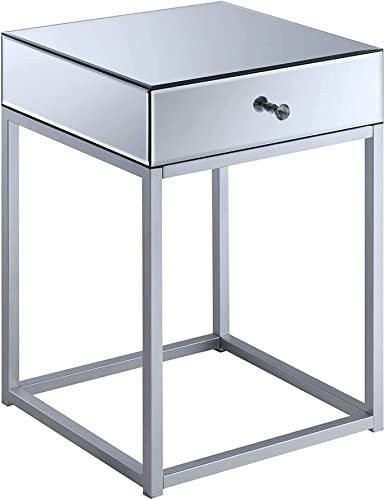 Convenience Concepts Reflections End Table