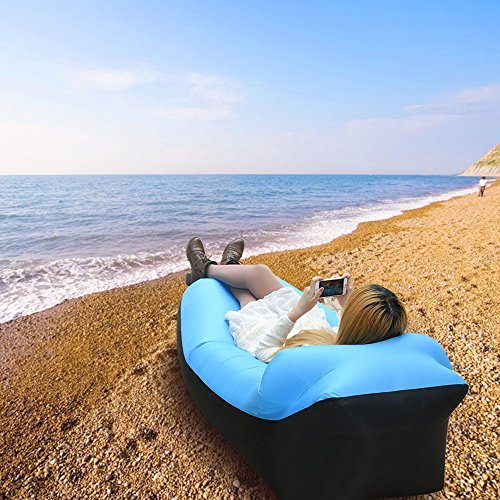 Gonflable Salon Chaise longue Chaise flottant Lazy Sofa, compression  extérieur ou intérieur ... e2910c9e2282