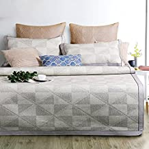 Summer sleeping mat Rattan Mattress 1.5m 3-piece Foldable Air-conditioned Mat Student Dormitory Smooth Mat 1.2m (Color : Style 2, Size : 1.2m (4 ft) bed)