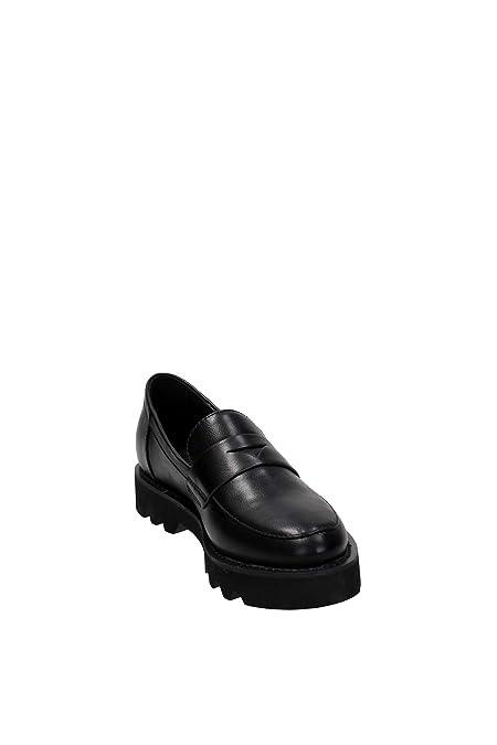 bibi lou Mocasines Para Mujer Negro Negro: Amazon.es: Zapatos y complementos