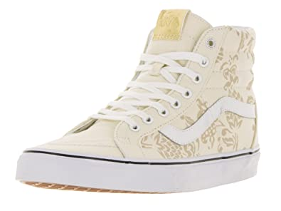 a62b1bc8ba Vans Unisex Shoes SK8-Hi Reissue (50TH) Anniversary Duke Classic White (