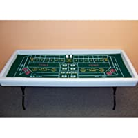 Fill 'N Chill Craps Table Insert with Dice