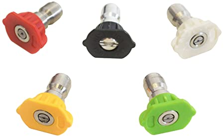 Simpson Cleaning 80157 Pressure Washer Nozzles