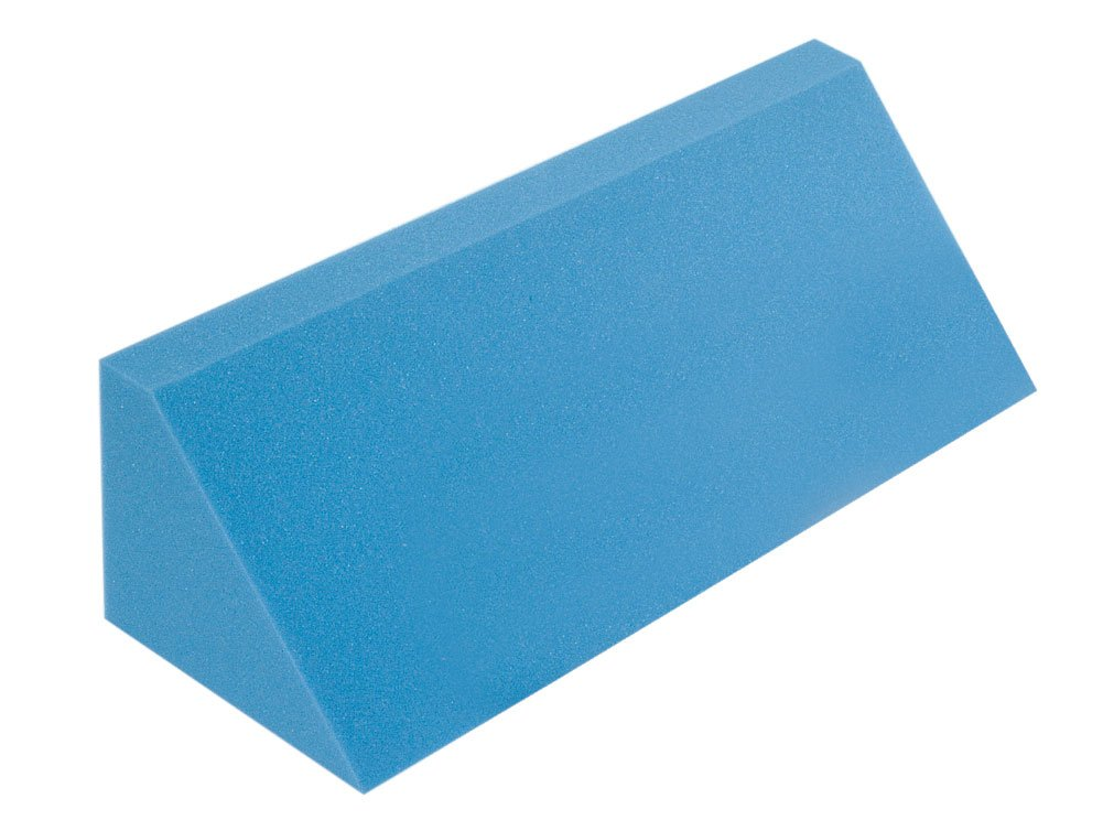 AliMed Body Positioning Wedge, Uncovered, Half Size