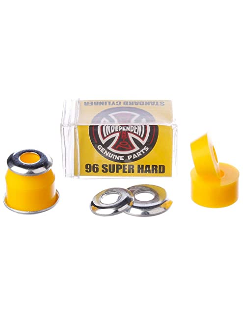 Independent Genuine Parts Standard Cylinder Super Hard 96a Bushings - Yellow