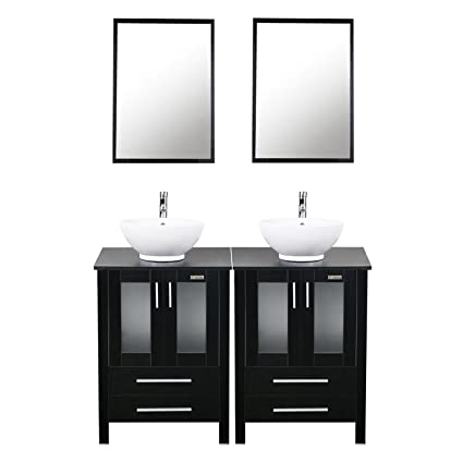 Admirable 48 Inches Modern Bathroom Vanity And Sink Combo Stand Best Image Libraries Sapebelowcountryjoecom