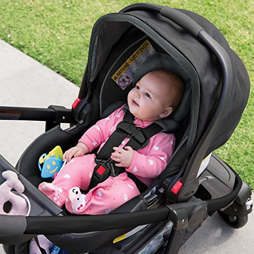 61KY4BeJmLL - Graco Modes Travel System | Includes Modes Stroller And SnugRide SnugLock 35 Infant Car Seat, Dayton