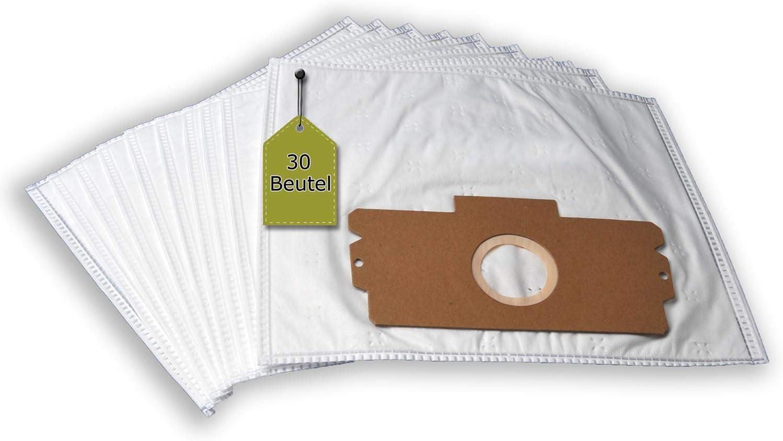 20 Bolsas de aspiradora apta para Carrefour 4101 | 2 capas eVendix Bolsa de microfibras® 30 bolsas de basura: Amazon.es: Hogar