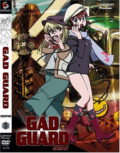 Gad Guard - Corruption (Vol. 2)
