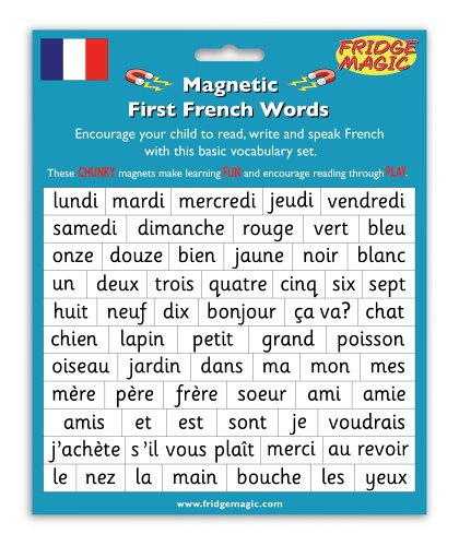 how to say simple words in french