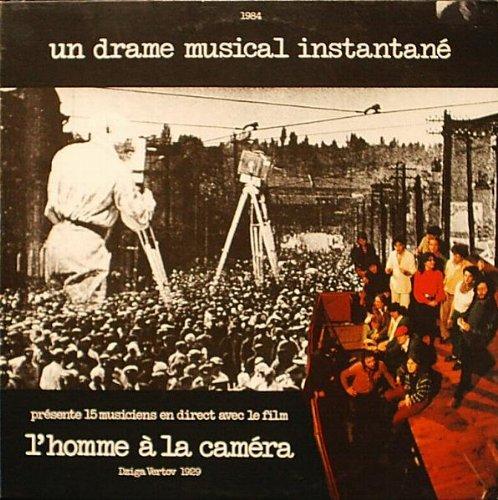 L'Homme A La Camera (Man With a Movie Camera)