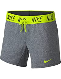 "NIKE Women's Dry Attack Trainer 5"" Athletic Shorts"
