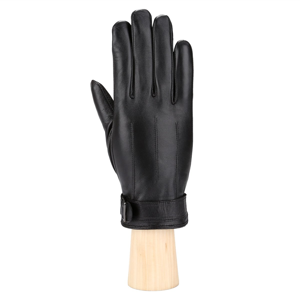 Green Bay Mens Fashionable Genuine Leather Driving Gloves MoDA Mr