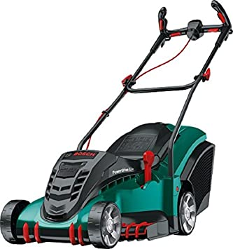 Bosch Rotak 430 LI Cordless - The Best Electric Lawnmower for Stripes